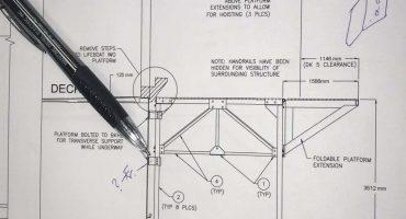 Engineering of Custom Loading Platform Class Approved.