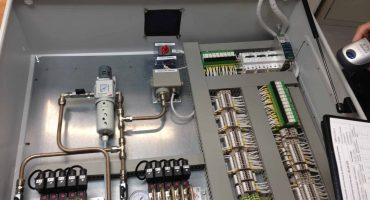 New Hydraulic Controls for additional Ballast System Control after Splitting Ballast Tanks