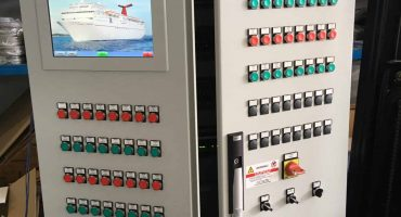 Grey Water Automated Valve Control Panel